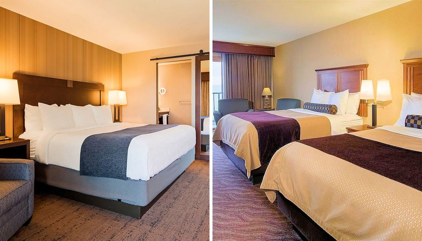 King & Double Queen Accessible - Best Western Plus Superior Inn Grand Marais