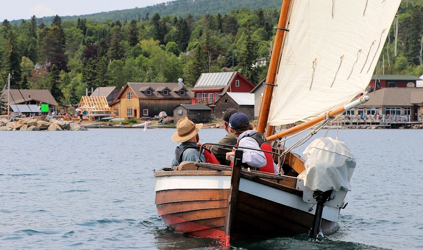 Wooden Boat Show and Summer Solstice Festival - North House Folk School - Superior Inn Grand Marais Event Calendar