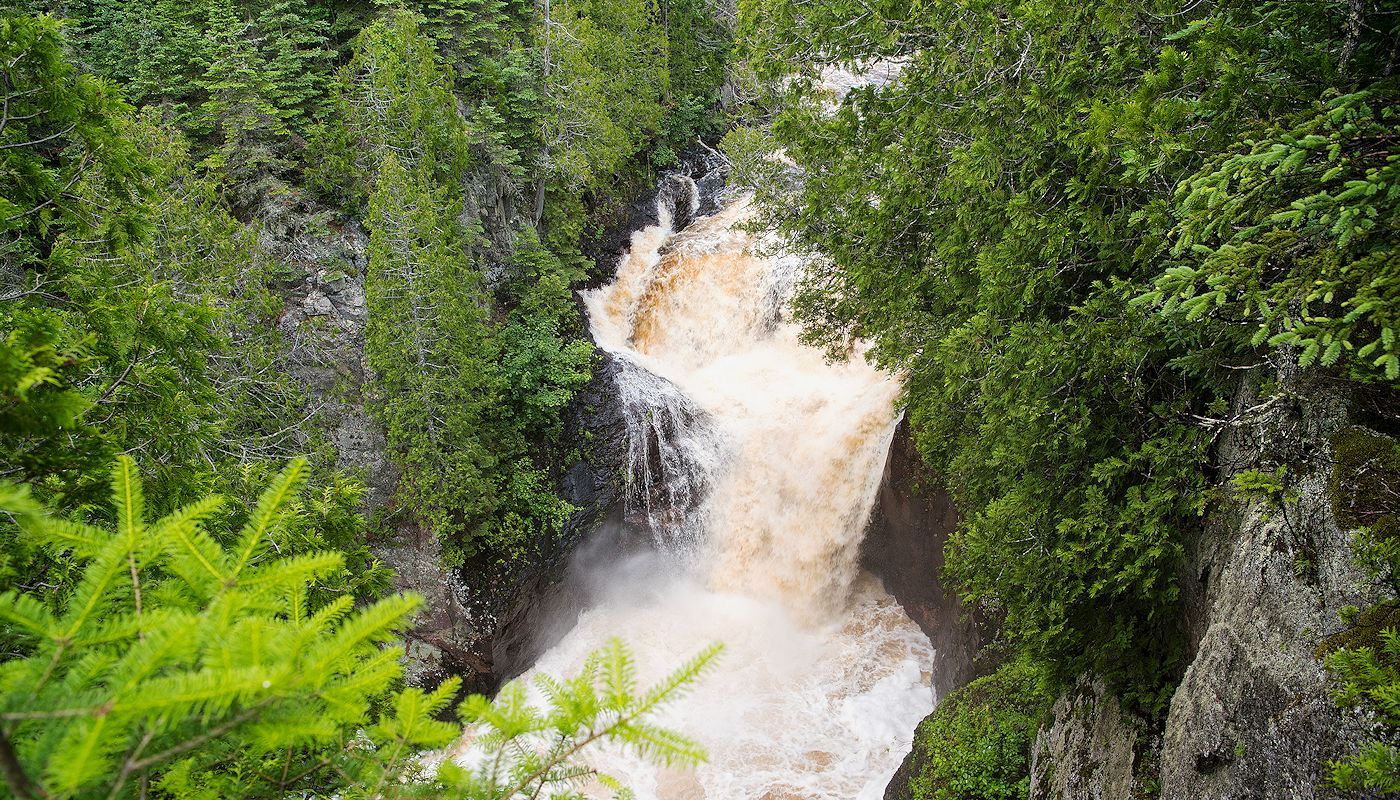 Judge Magney State Park | Devil's Kettle Waterfalls| Grand Marais Outdoors Guide