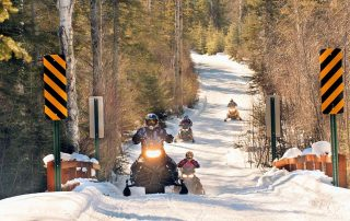 Grand Marais & North Shore Snowmobiling | Grand Marais Local Guide