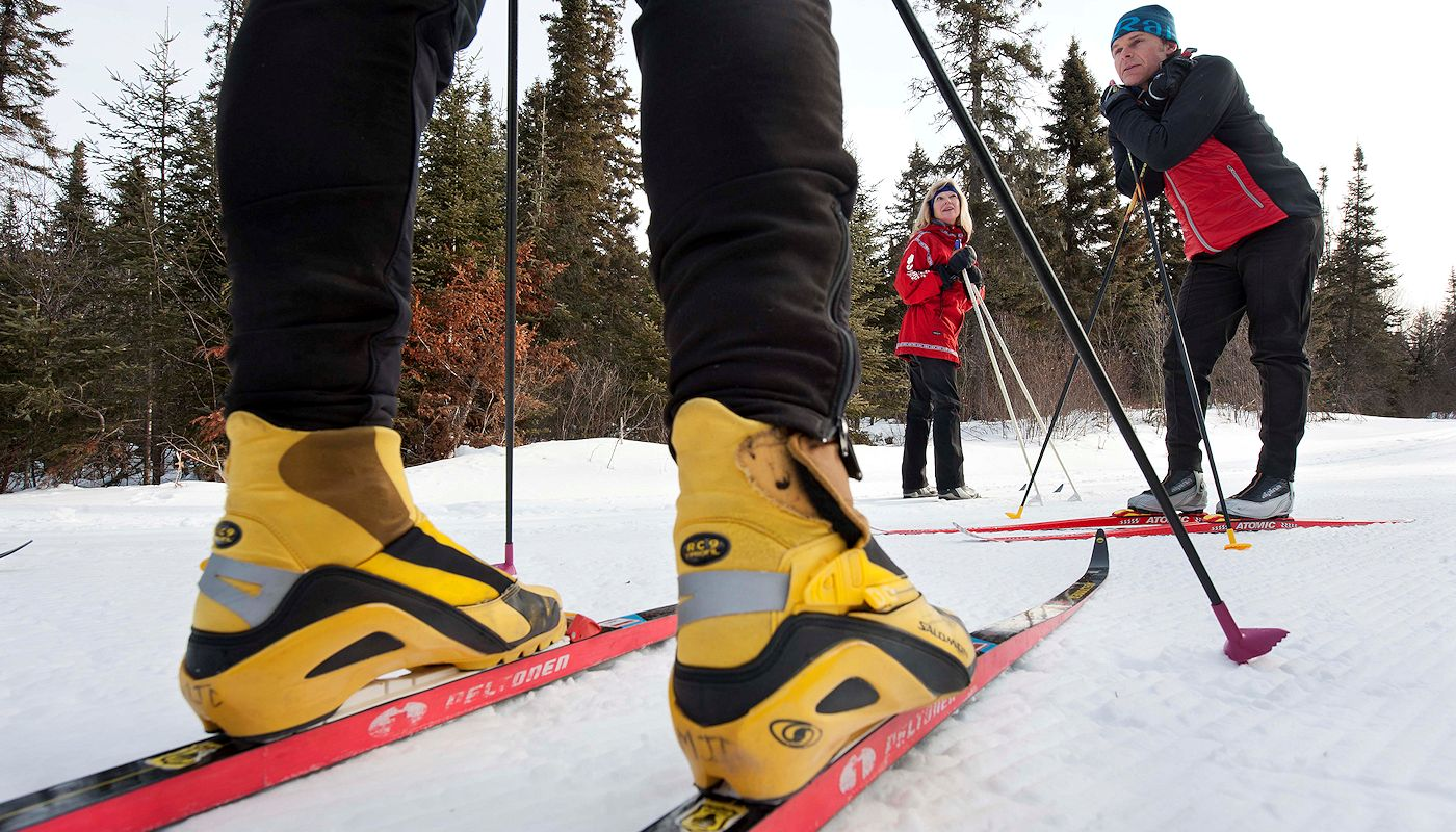 Grand Marais & North Shore Cross-Country Skiing | Grand Marais Local Guide