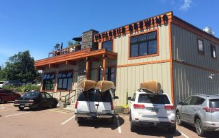 Voyageur Brewing Company | Grand Marais Dining Guide | Grand Marais Restaurants