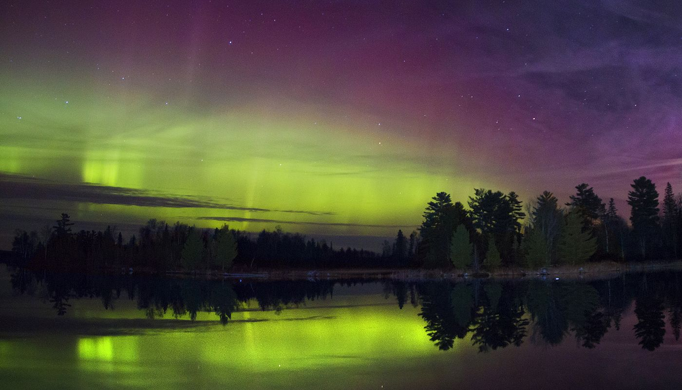 North Shore Northern Lights Viewing | Grand Marais Local Guide