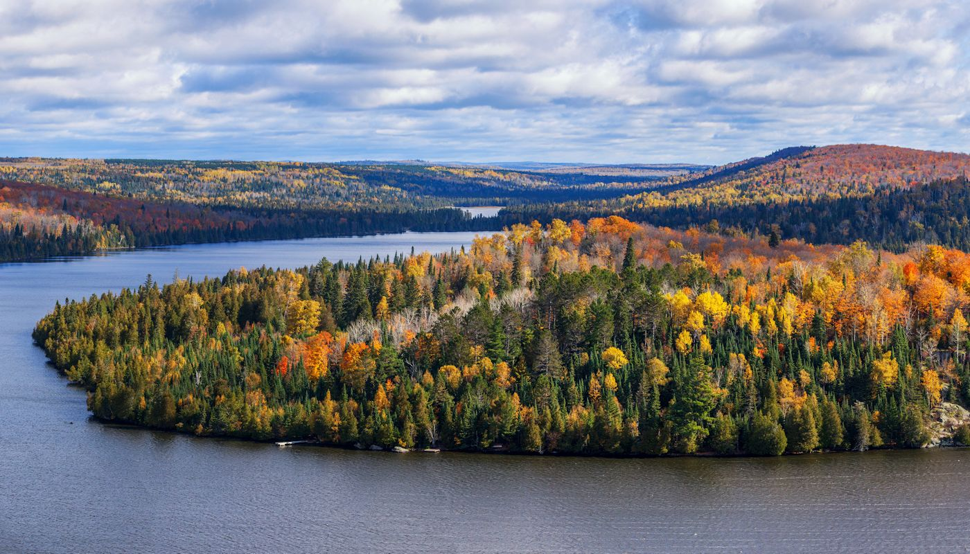 Superior National Forest & Pincushion Mountain Trail| Grand Marais Outdoors Guide