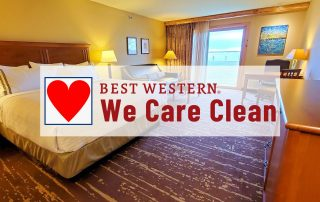 Best Western Introduces We Care Clean Program at Superior Inn Grand Marais