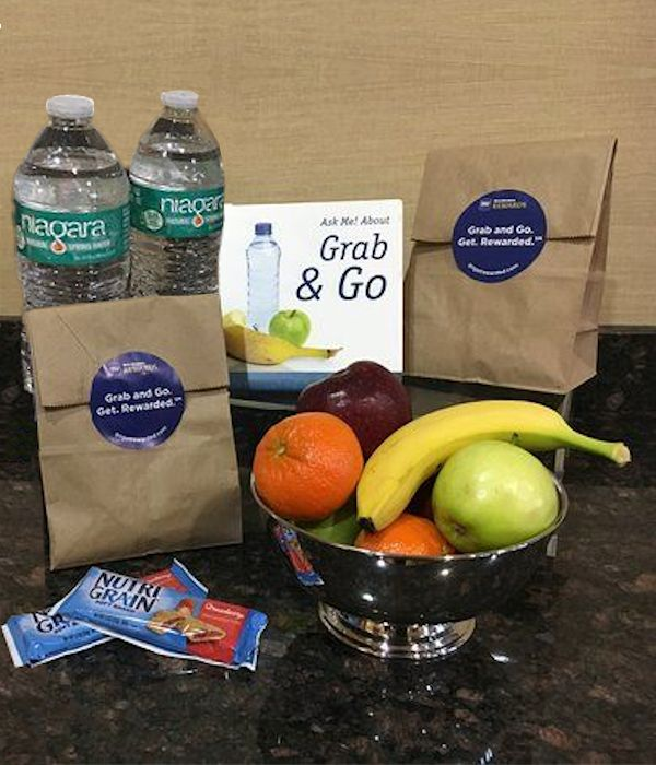 Free Grab & Go Breakfast at Superior Inn Grand Marais