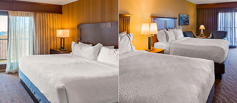 King and Double Queen Accessible Guestrooms - Best Western Plus Superior Inn Grand Marais MN